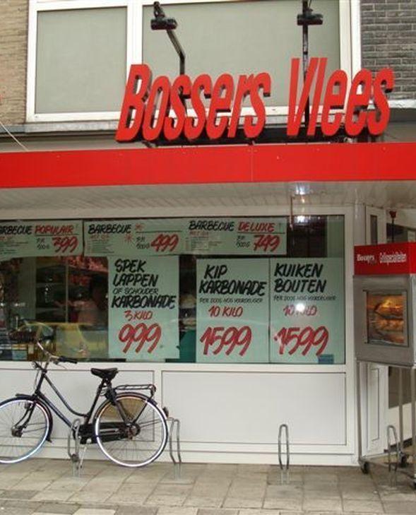 Bossers vlees - Oisterwijk - Tilburg