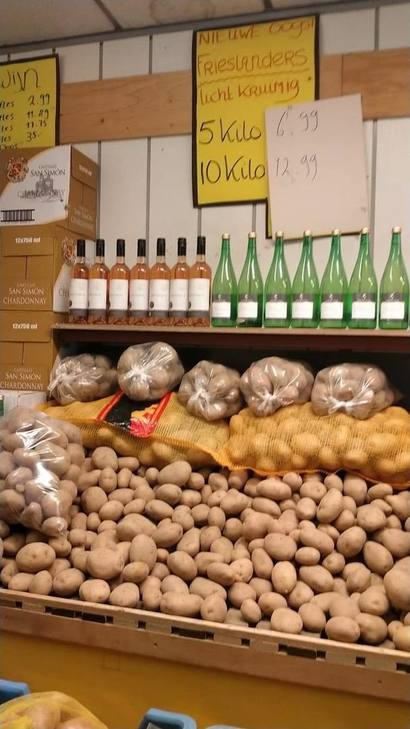 Bossers vlees  - Aardappelpakhuis